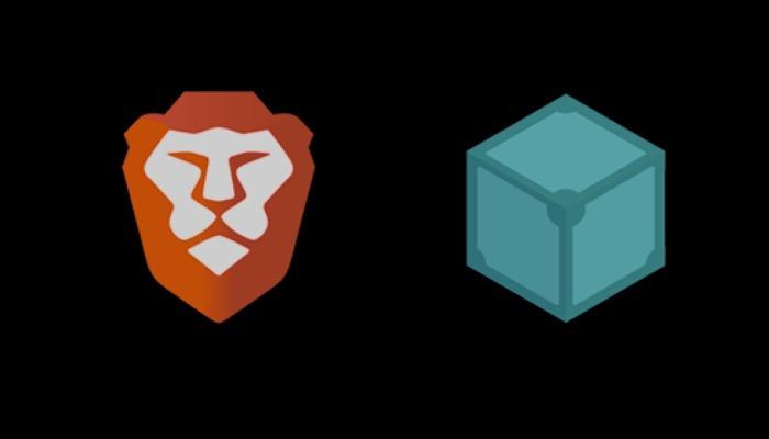 Brave Browser Ipfs Logos