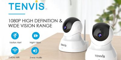 Deal Tenvis Security Camera Featured