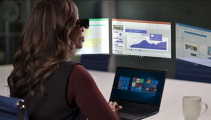 Lenovo Smartglasses Thinkreality A3