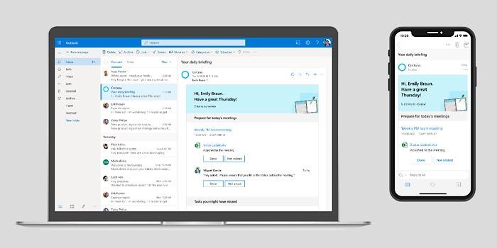 Outlook Web App Universal