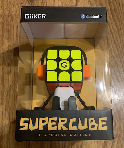 Kotak Super Cube