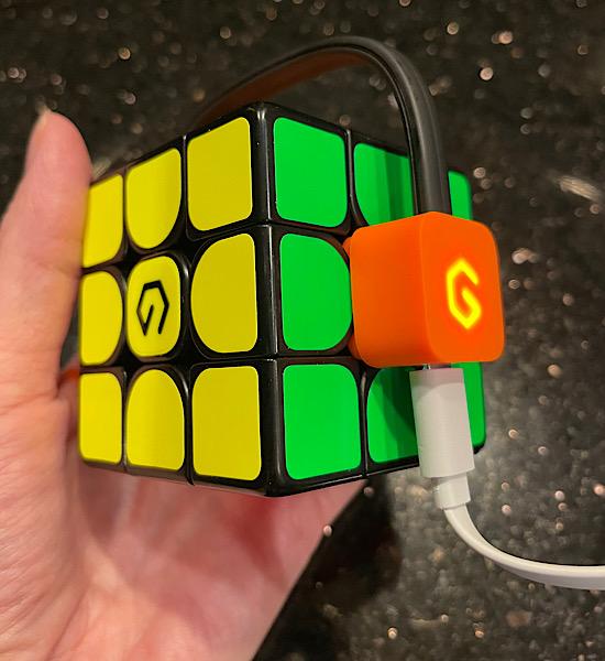 Pengisian Super Cube