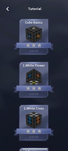 Dasar-dasar Super Cube Cube