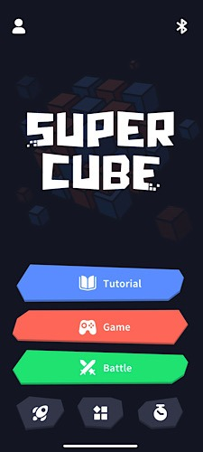 Halaman Beranda Super Cube