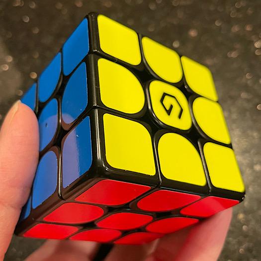 Super Cube Terpecahkan