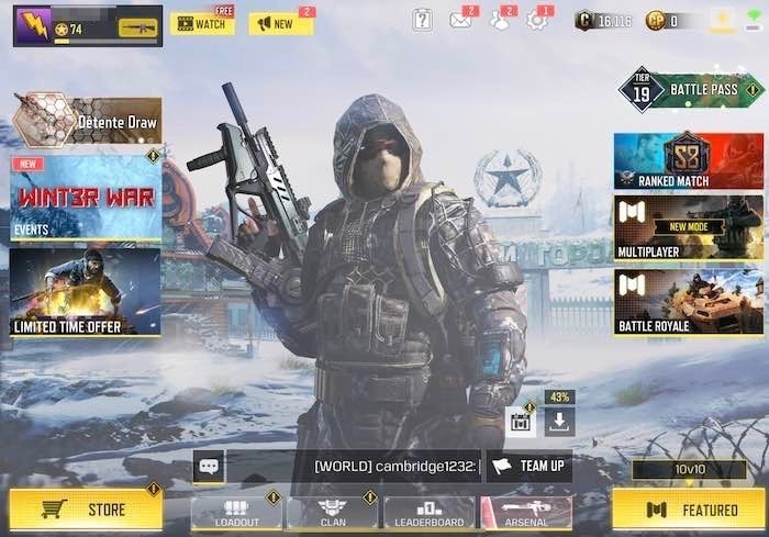 Best Controller Games Ios Call Of Duty 1