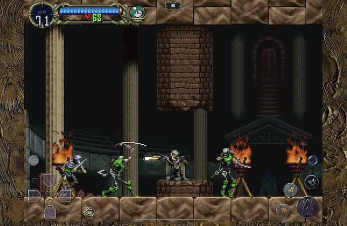 Best Controller Games Ios Castlevania