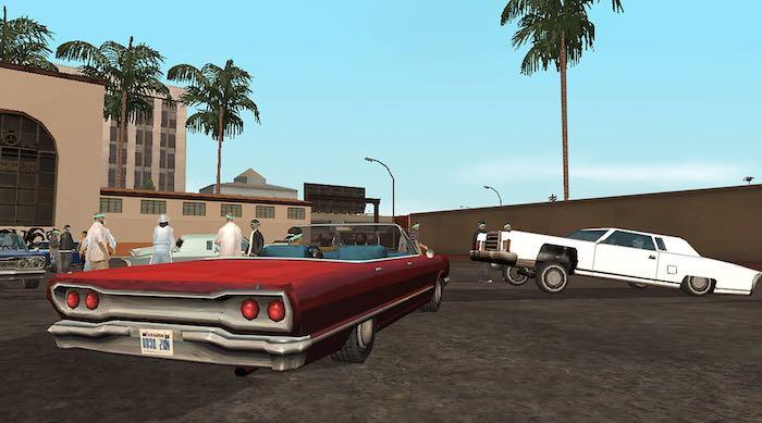 Best Controller Games Ios Gta San Andreas