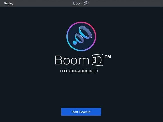 نظرة عامة على مراجعة Boom 3D Desktop