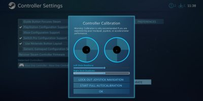 Calibrate Controller Windows 10 Hero