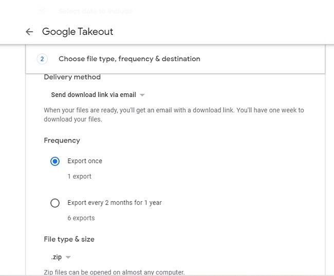 كيفية عمل نسخة احتياطية من صور Google على خيارات جهاز الكمبيوتر الخاص بك