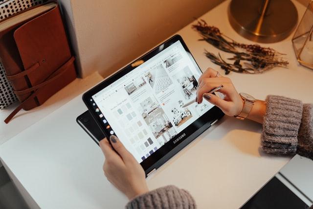 Cara Mengaktifkan Mode Layar Terpisah Dalam Mode Tablet Chromebook