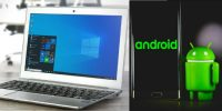 How to Install Windows 10 from Android
