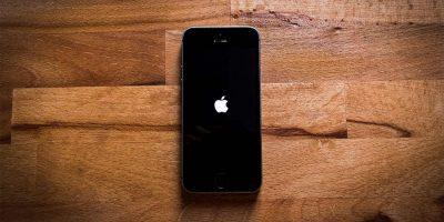 Iphone Stuck Apple Logo