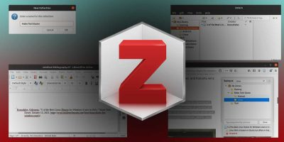 Research With Zotero Featured