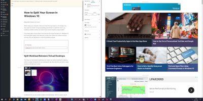 Spit Screen Windows 10 Hero