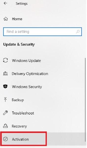 Beralih Dari Windows 10 S Ke Aktivasi Windows 10 Home