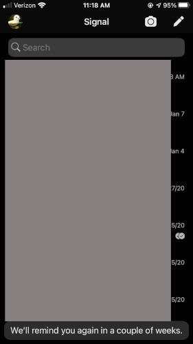 Sinyal Alternatif Whatsapp