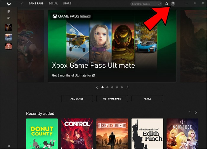 Xbox Game Pass Pc App Not Working Sign In