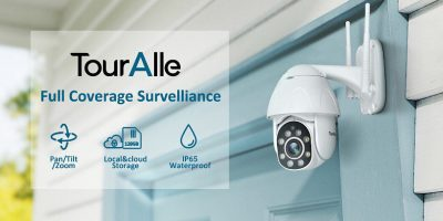 Touralle Security Camera Featured