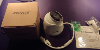 Annke C500 Poe Security Camera Review