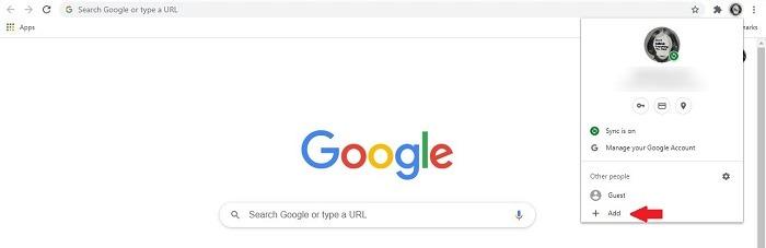 كيفية إنشاء ملفات تعريف مستخدم جديدة Firefox Chrome إضافة ملف تعريف جديد