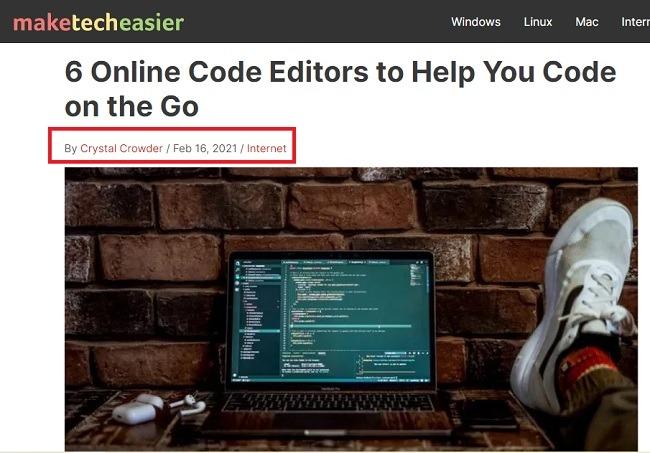 Как Узнать, Когда Веб-Страница Была Опубликована На Сайте