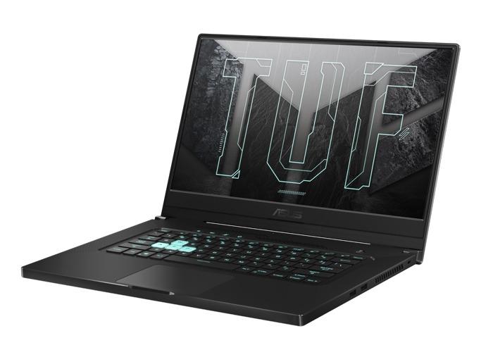هو جهاز كمبيوتر محمول للألعاب يستحق كل هذا العناء 2020 Asus Tuf Dash 15