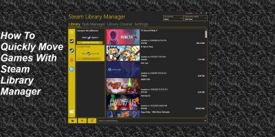 Steamlibman Featured Image