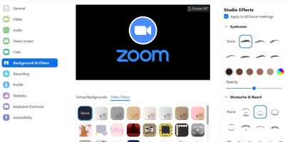 Zoom Studio Effects Featured