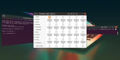 Compress Split Files In Ubuntu Featured