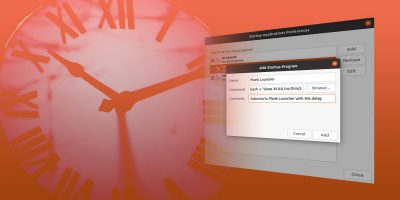 How To Optimally Autostart Apps With Delay In Ubuntu Featured