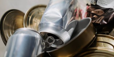 Macbook Air Recycled Beer Cans Featured