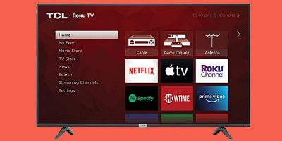 Tcl 50 Smart Tv Featured