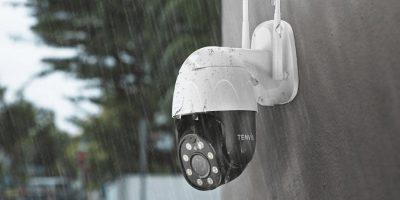 Tenvis Outdoor Security Camera Featured
