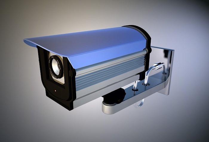 Verkada Security Firm Camera