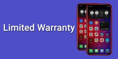 Warranty Iphone