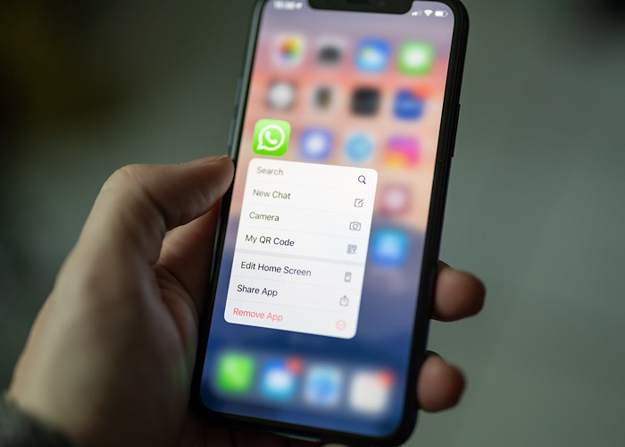 Whatsapp Threate حذف التطبيق