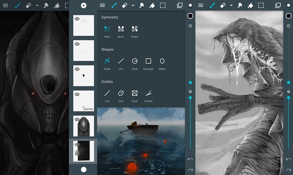 تطبيق Artflow Drawing