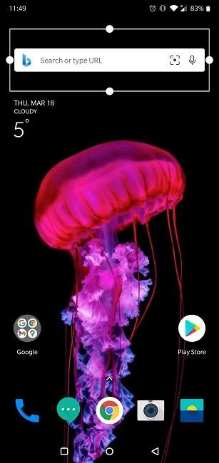 Cara Mengganti Search Engine Default Android Mengubah Ukuran Widget Pencarian Baru