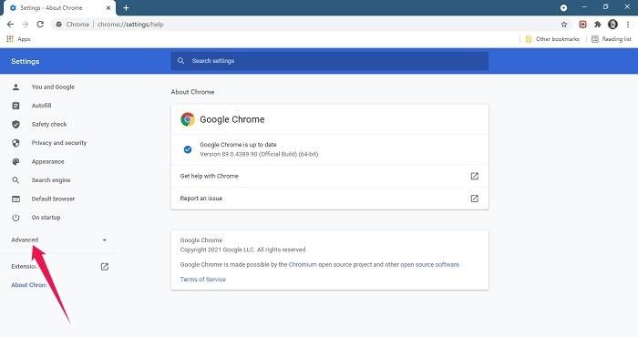 उन्नत कैप्शन क्रोम डेस्कटॉप सेटिंग्स को कैसे सक्षम करें