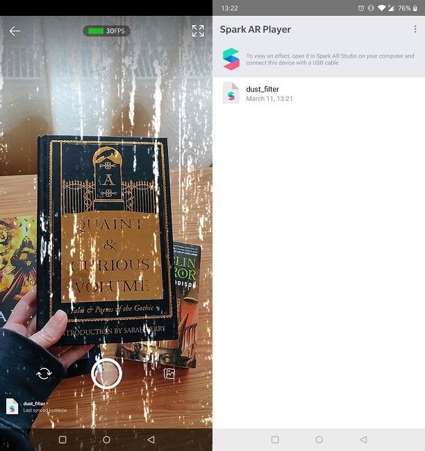 Cara Membuat filter instagram dengan spark AR