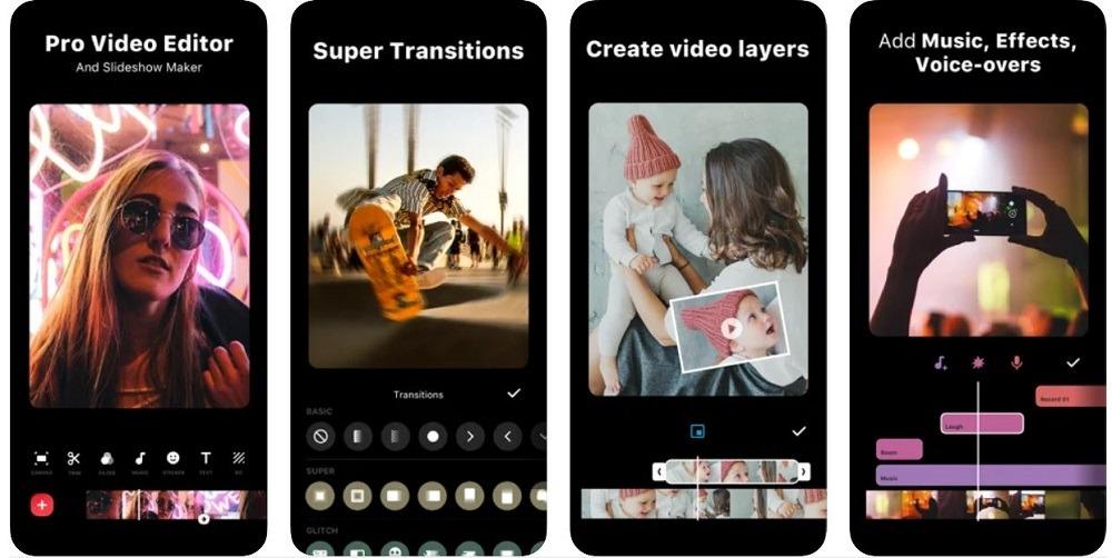 Inshot Instagram कहानियां ऐप्स