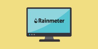 Rainmeter Skin Featured
