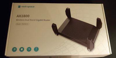 Rock Space Ax1800 Wi Fi 6 Router Review