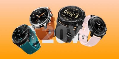 Deal Tinwoo T20w Smartwatch Featured