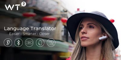 Deal Wt2 Language Translator Featured