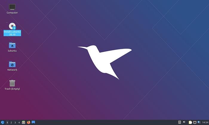Lubuntu 20 10 Mte Review Live Environment