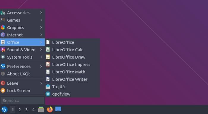 Lubuntu 20 10 Mte Review Software Office