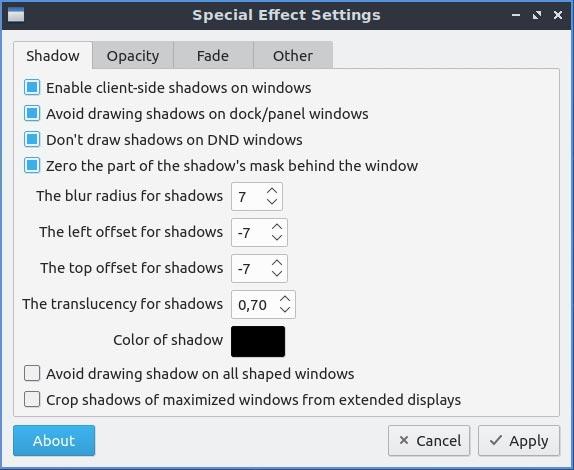Lubuntu 20 10 Mte مراجعة المؤثرات الخاصة